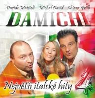 Největší italské hity - DAMICHI 4