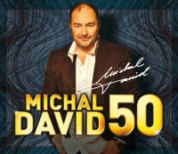 Michal David 50 2CD + DVD (DVD)
