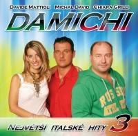 Největší italské hity - DAMICHI 3
