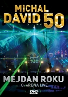 Michal David 50 - Mejdan roku DVD